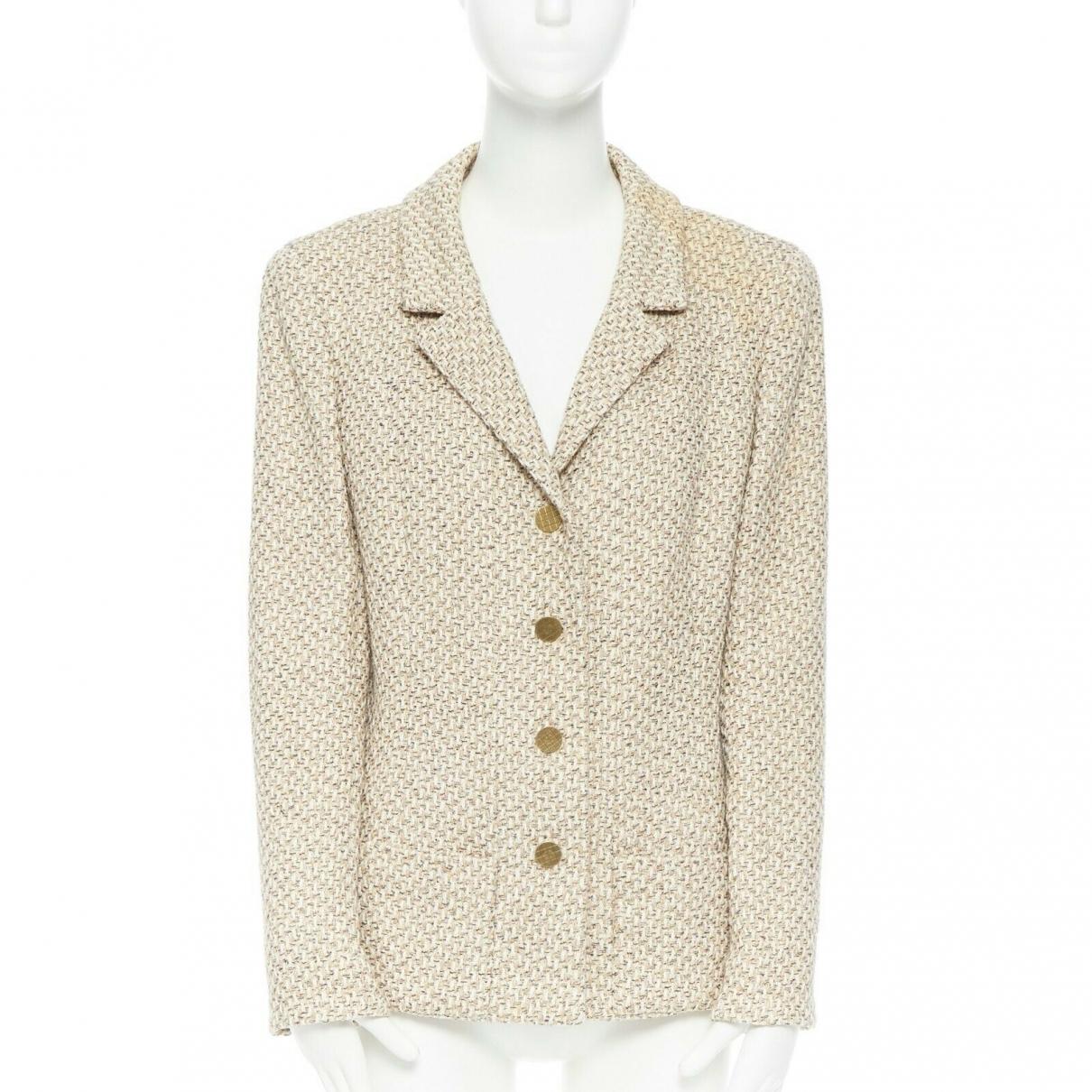Chaqueta Tweed Chanel