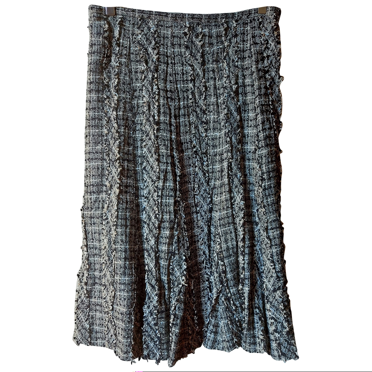 Hobbs \N Multicolour Wool skirt for Women 12 UK