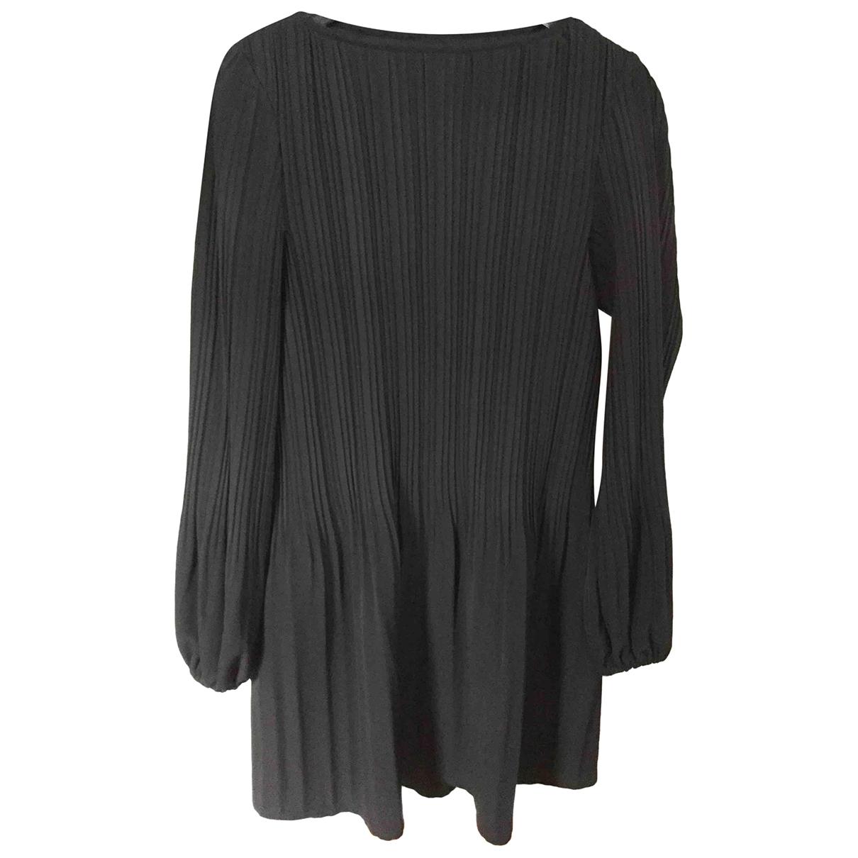 Maje \N Black dress for Women 2 0-5