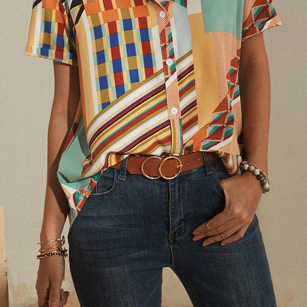 Belt Men And Women Trend Fashion Personality Jeans Belt Female Simple Wild