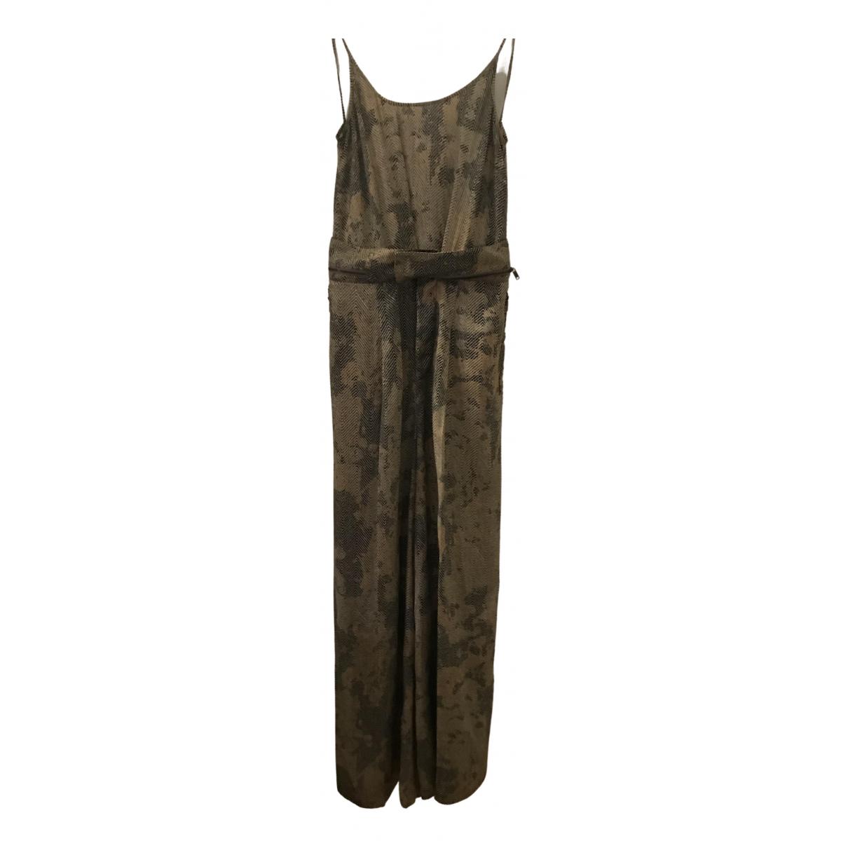Vestido de Seda Diesel