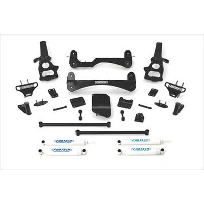 Fabtech 6 Inch Performance Lift Kit w/Performance Shocks - K3000