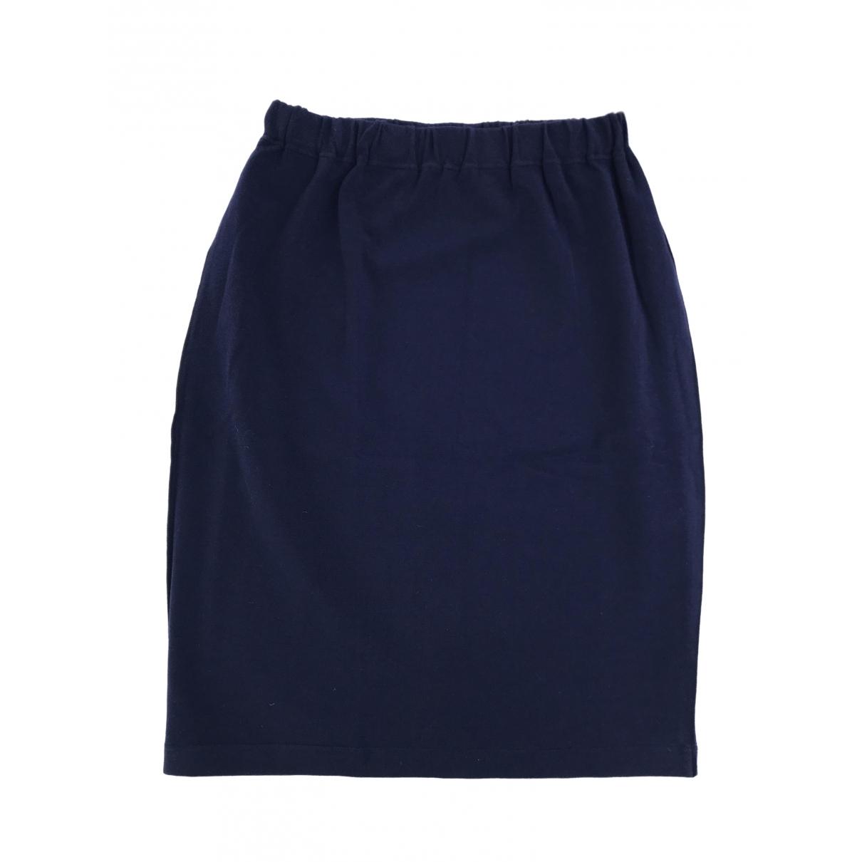 Sonia Rykiel - Jupe   pour femme en coton - bleu