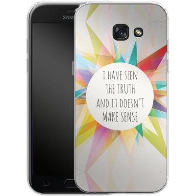 Samsung Galaxy A5 (2017) Silikon Handyhuelle - Truth von Mareike Bohmer