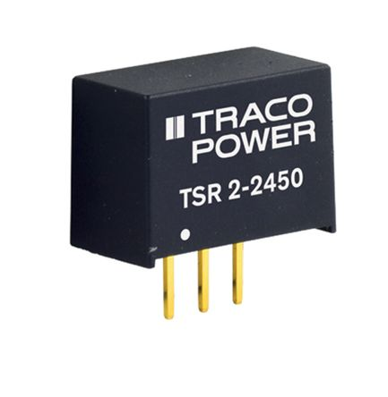 TRACOPOWER Through Hole Switching Regulator, 9V dc Output Voltage, 12 → 36V dc Input Voltage, 2A Output Current
