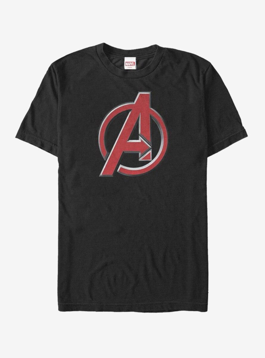 Marvel Avengers Classic Emblem T-Shirt