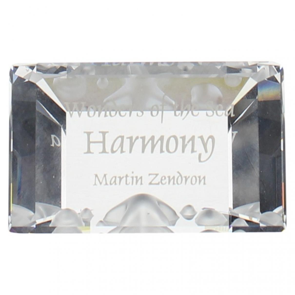 Swarovski \N Accessoires und Dekoration in  Silber Kristall