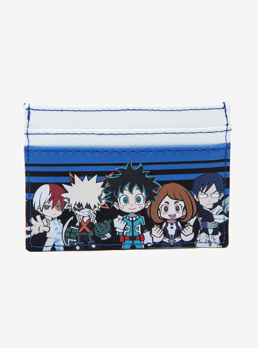 My Hero Academia Chibi Cast Cardholder - BoxLunch Exclusive