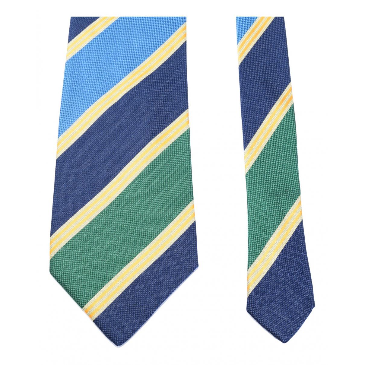 Emanuel Ungaro - Cravates   pour homme en soie - multicolore