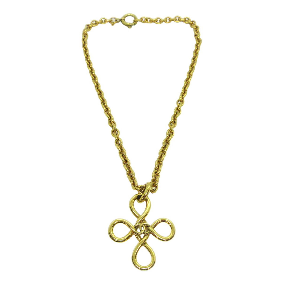 Chanel \N Kette in Metall