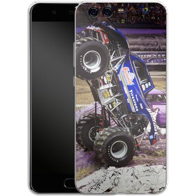 Huawei P10 Silikon Handyhuelle - Bite Firestone von Bigfoot 4x4