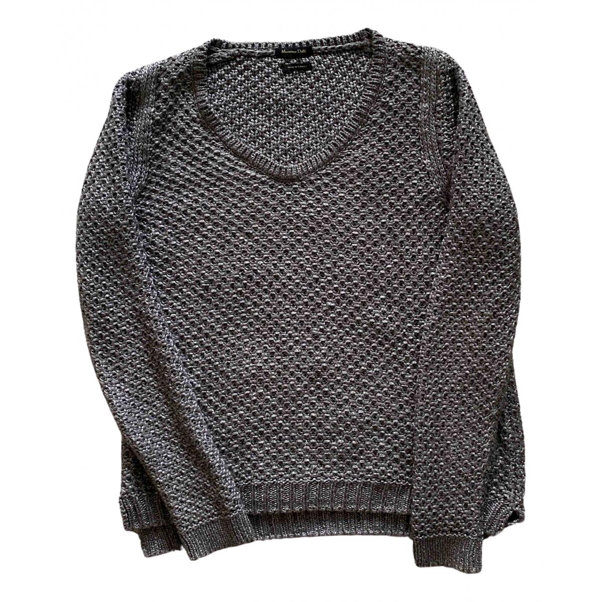 Jersey de Lana Massimo Dutti