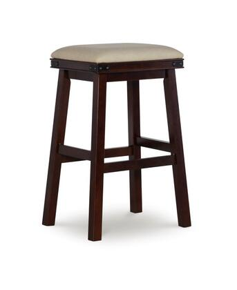 D1123B17BSB Serrano Collection Barstool in