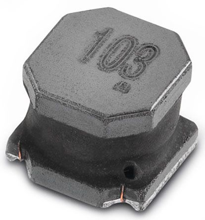 Wurth Elektronik Wurth, WE-LQS, 8065 Shielded Wire-wound SMD Inductor 1 mH ±20% Wire-Wound 480mA Idc (700)
