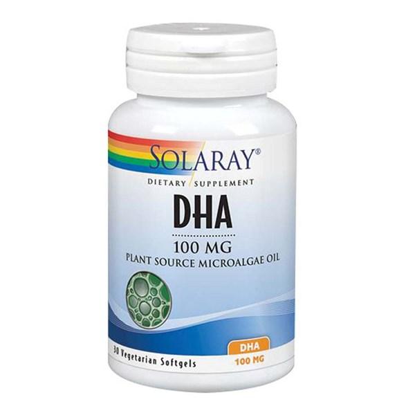 DHA 60 Softgels by Solaray