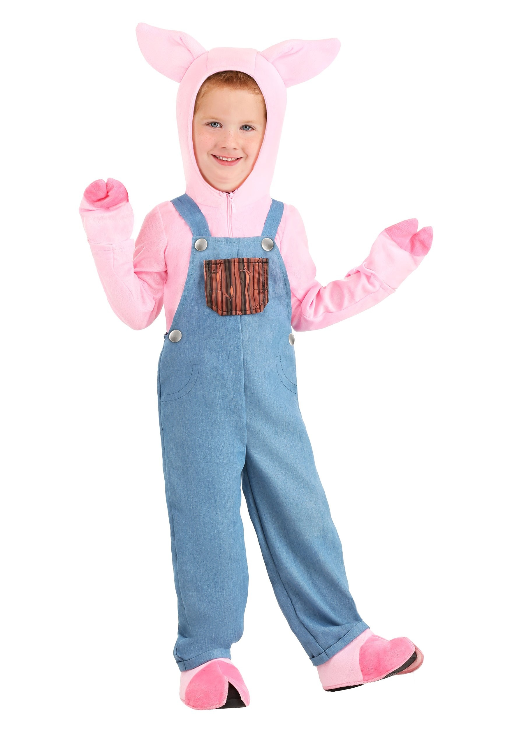Little Piggy Costume for Toddlers