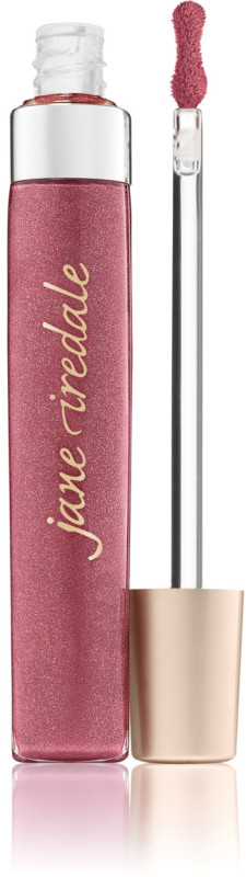 PureGloss Lip Gloss - Candied Rose (shimmering berry rose)