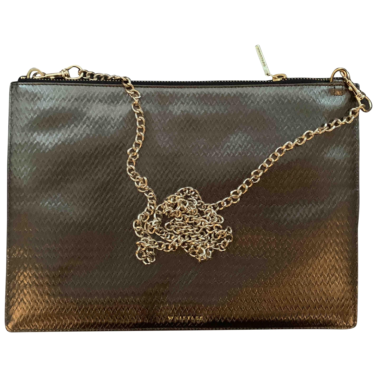 Whistles \N Leather Clutch bag for Women \N