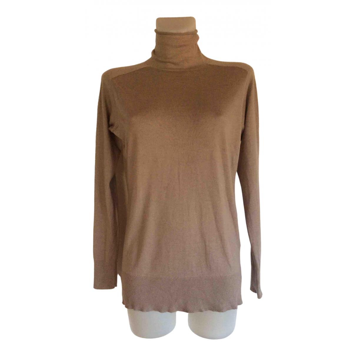 Filippa K - Pull   pour femme en cachemire - beige