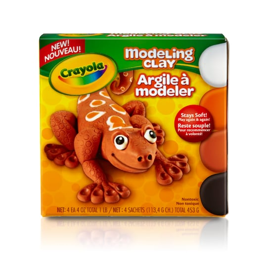 Crayola® Modeling Clay, Secondary Colors | Michaels®