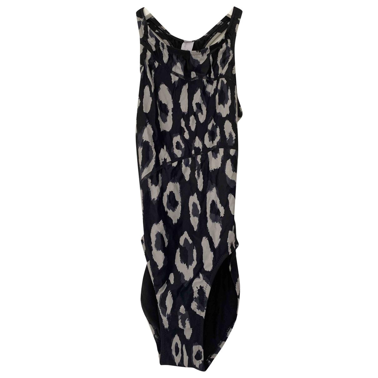 Stella Mccartney Pour Adidas \N Badeanzug in  Schwarz Lycra