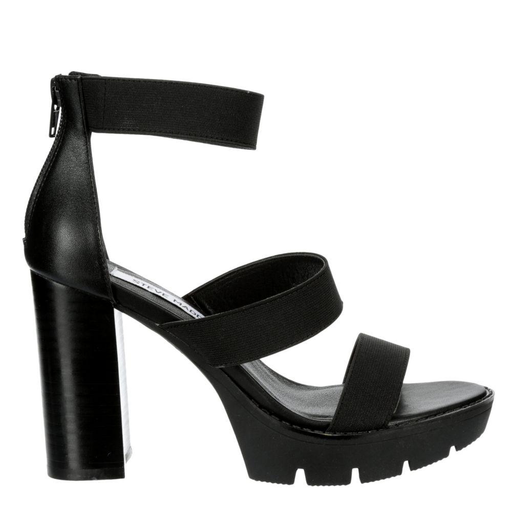 Steve Madden Womens Rayaa Platform Sandal