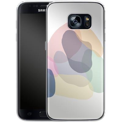 Samsung Galaxy S7 Silikon Handyhuelle - Colour Studies von Lucy Bohr
