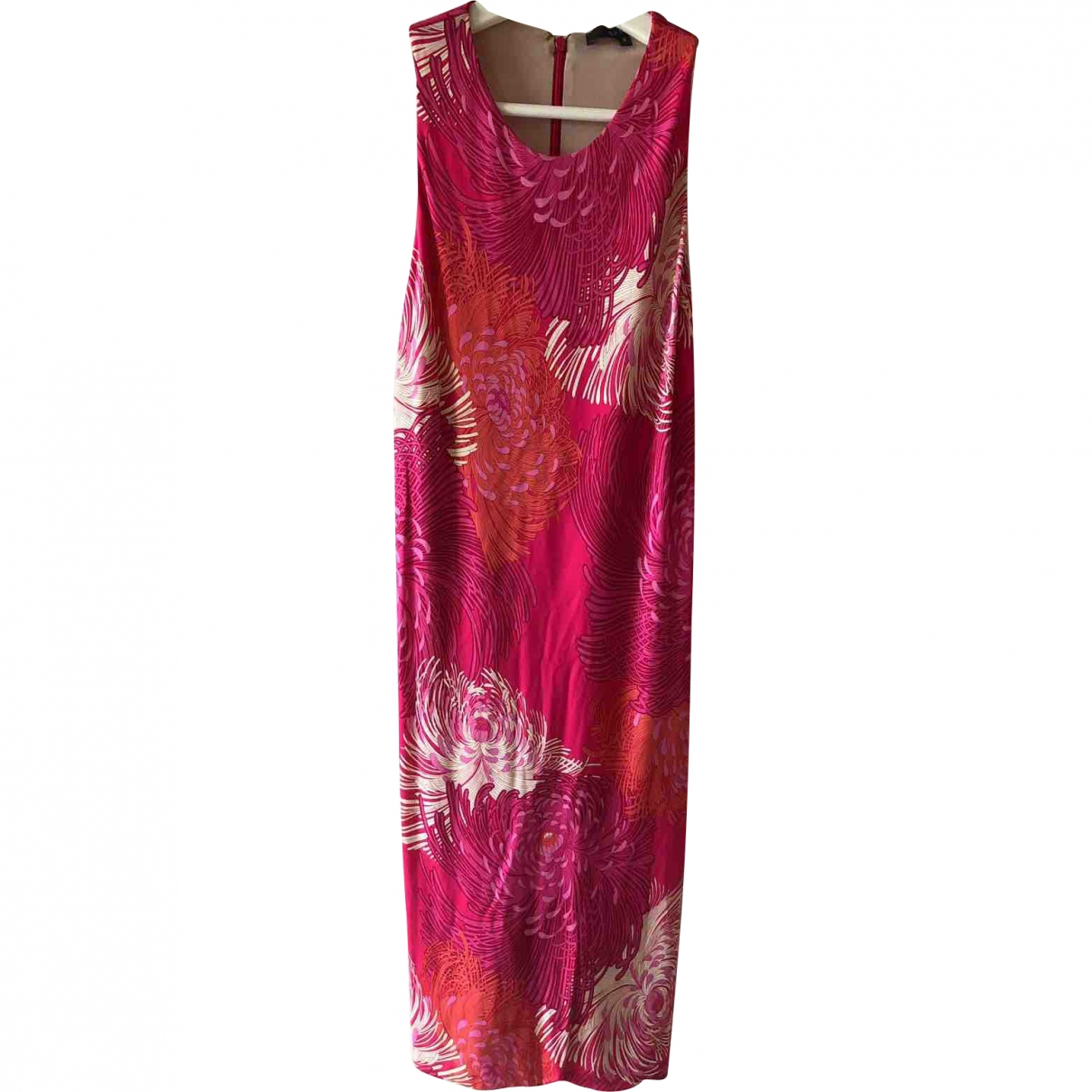 Gucci \N Pink Cotton - elasthane dress for Women S International