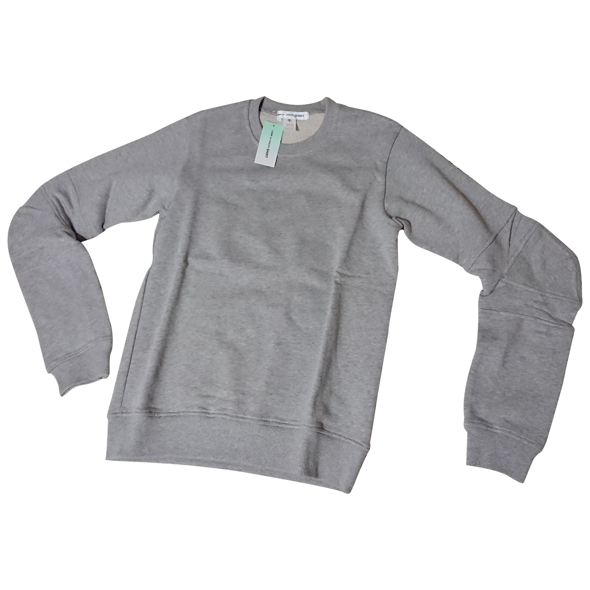 Comme Des Garcons \N Grey Cotton Knitwear & Sweatshirts for Men M International