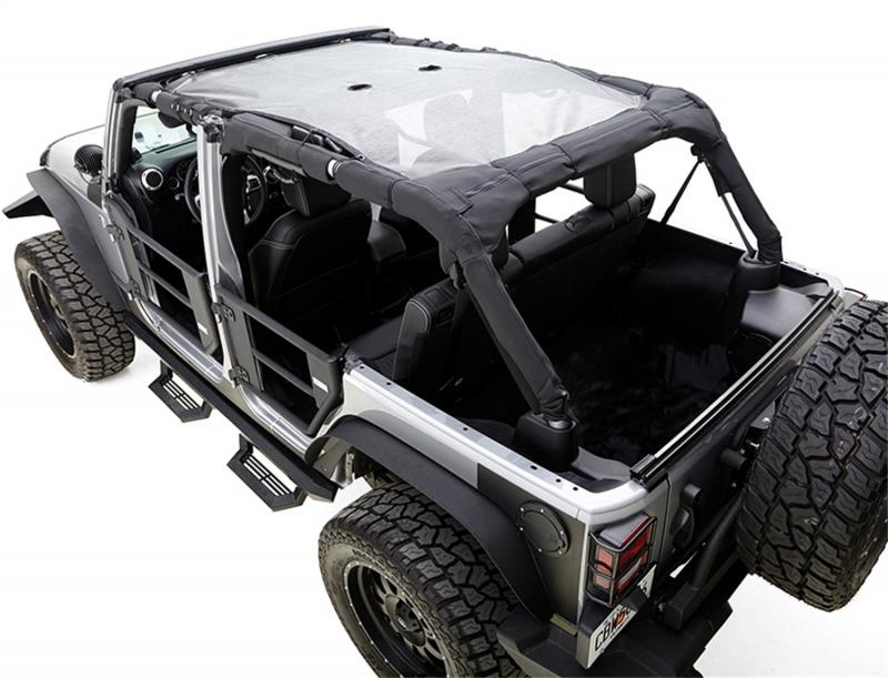 Rampage 90525 California Extended Brief Jeep Wrangler 2007-2017
