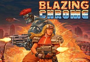 Blazing Chrome Steam CD Key