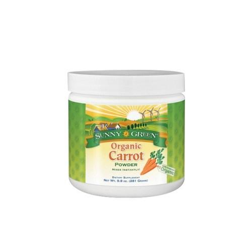 Organic Carrot 9.9 Oz by Sunny Green