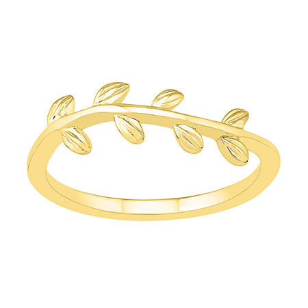 5.5MM 10K Gold Round Band, 5 , No Color Family