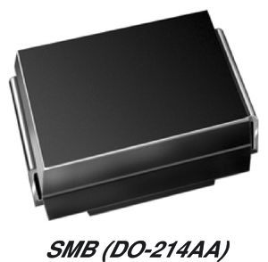 Vishay P6SMB15A-E3/52, Uni-Directional TVS Diode, 600W, 2-Pin DO-214AA (750)