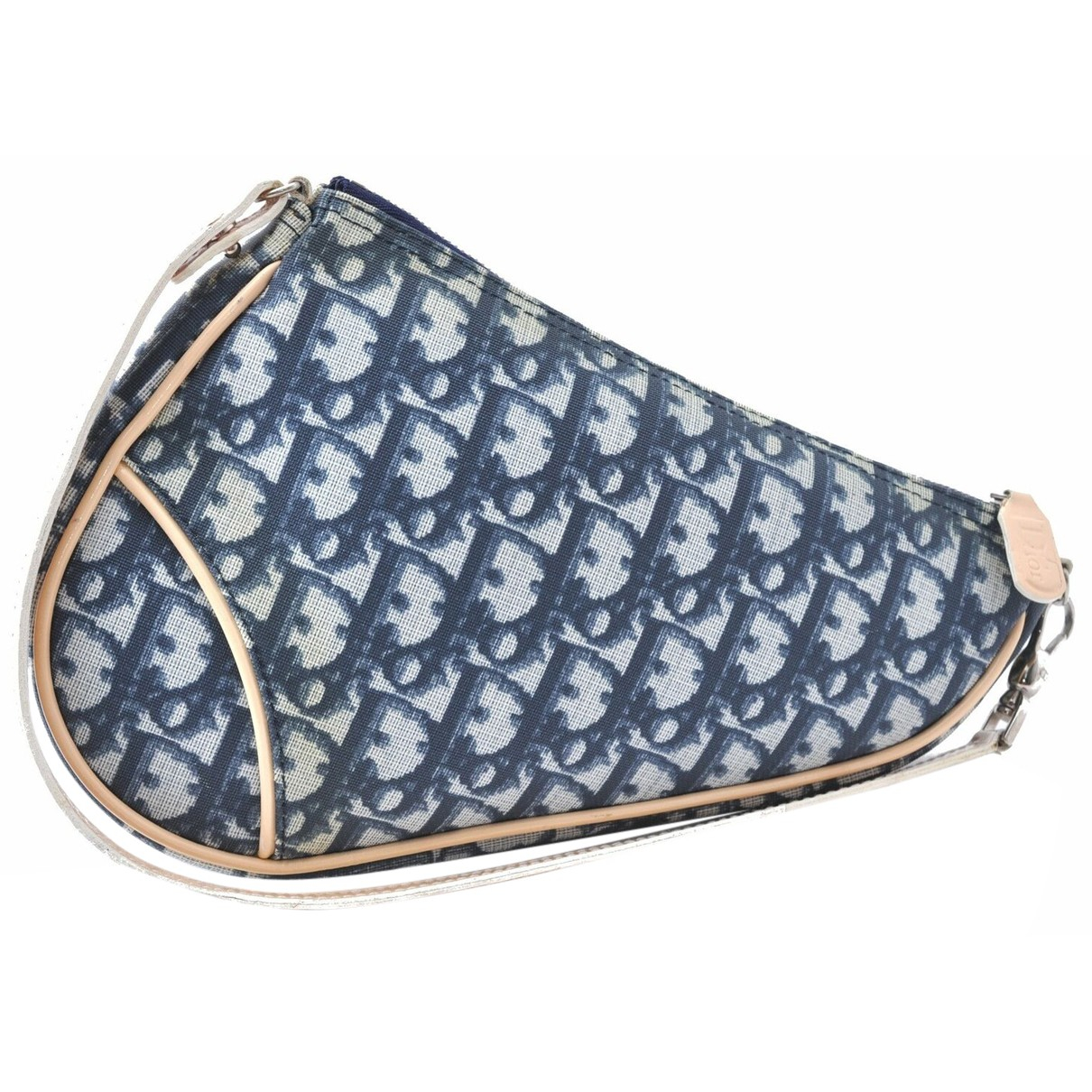 Dior N Navy Denim - Jeans handbag for Women N