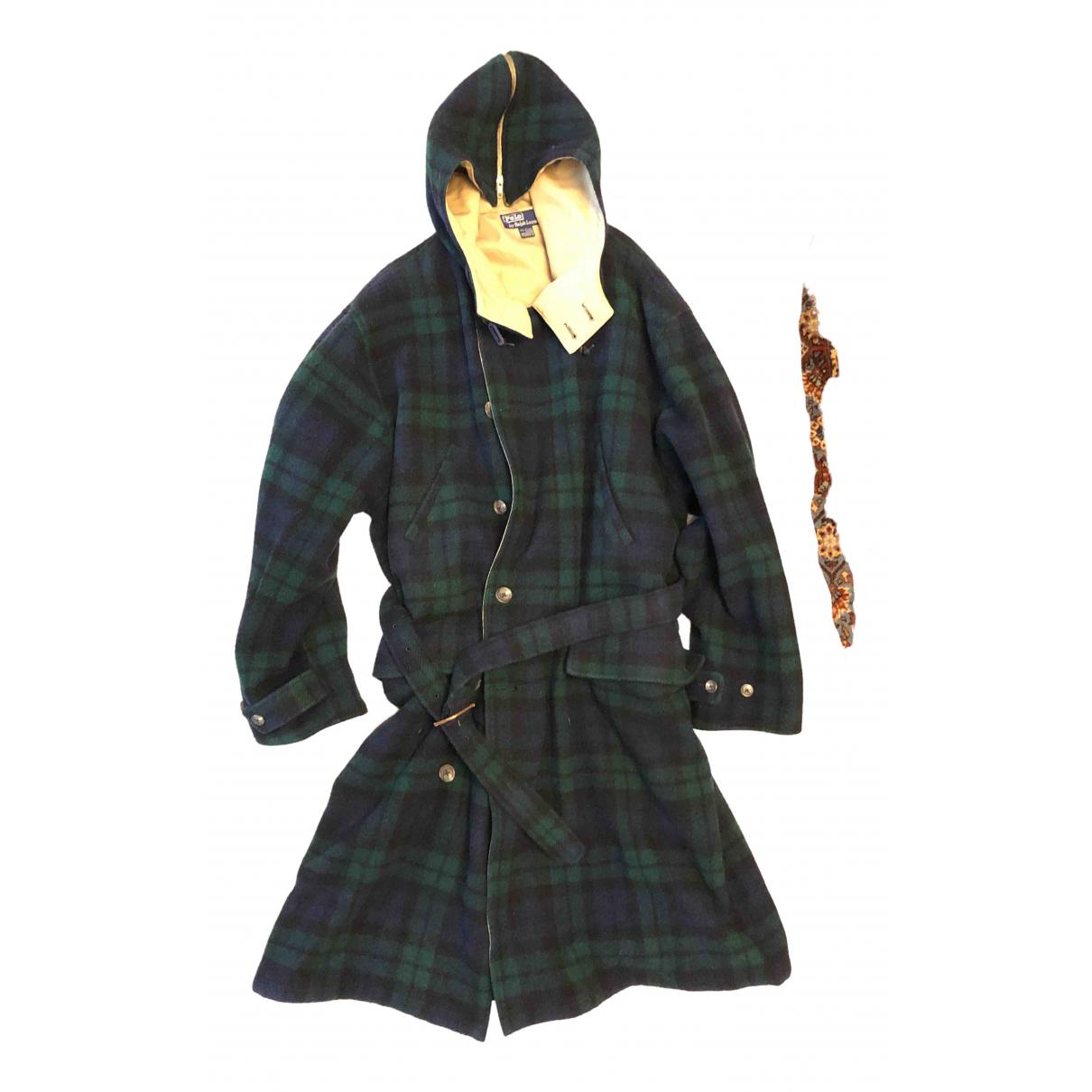 Polo Ralph Lauren N Wool coat  for Men XL International