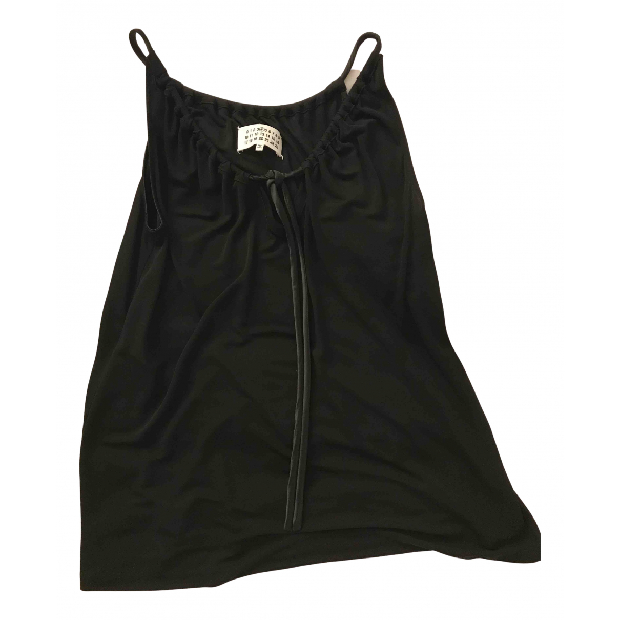 Maison Martin Margiela \N Black  top for Women 40 IT