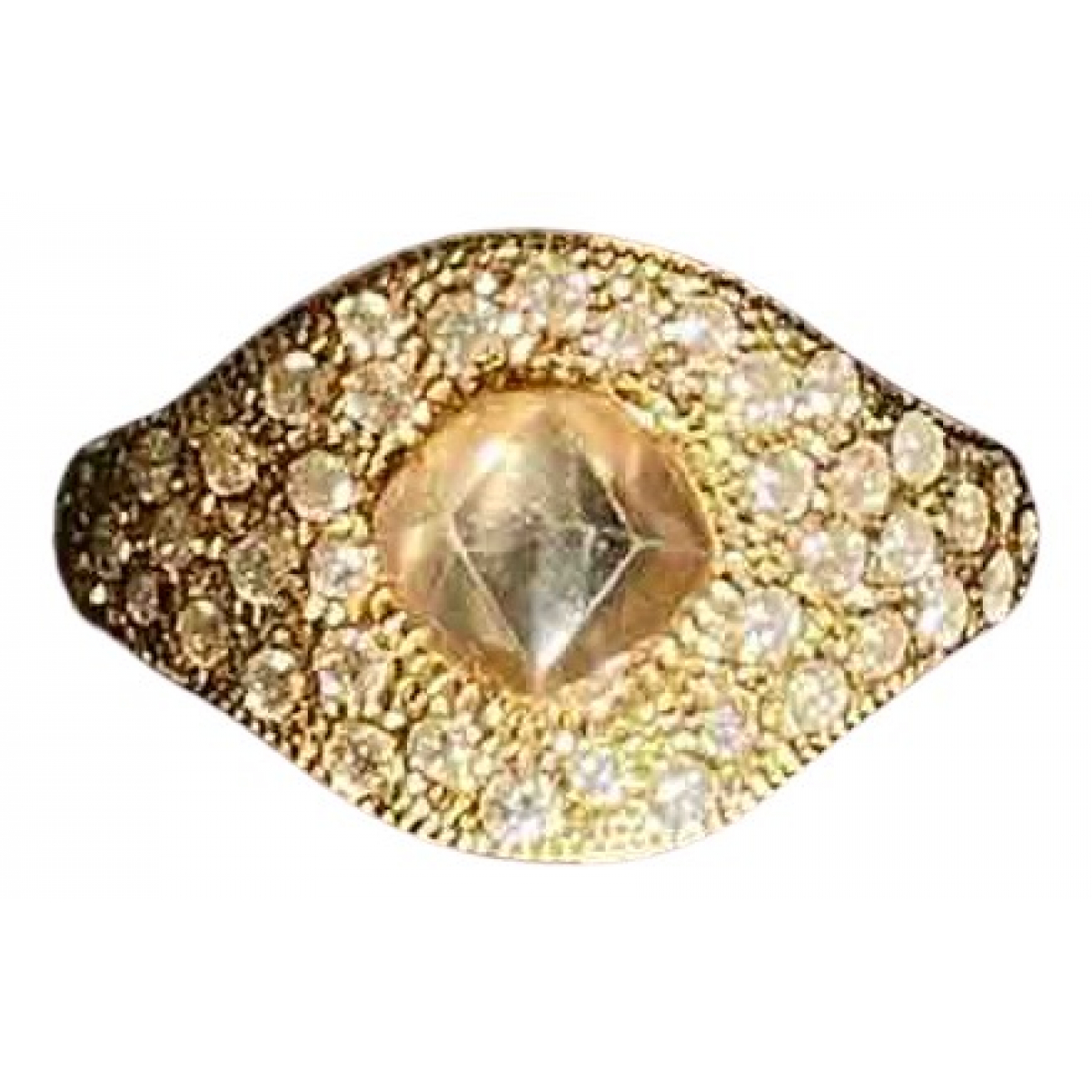 De Beers \N Ring in  Gold Gelbgold