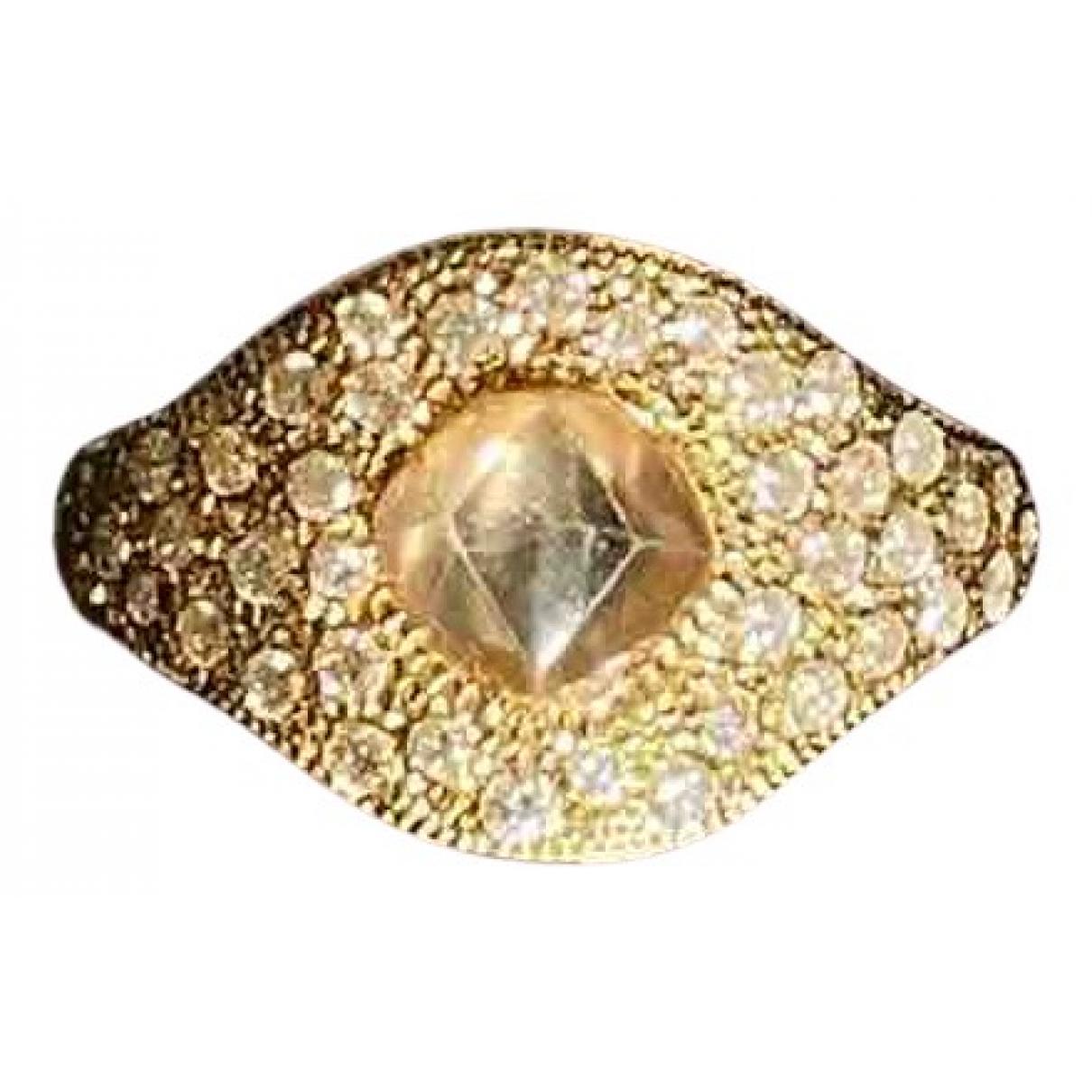 De Beers \N Ring in  Gold Gelbgold