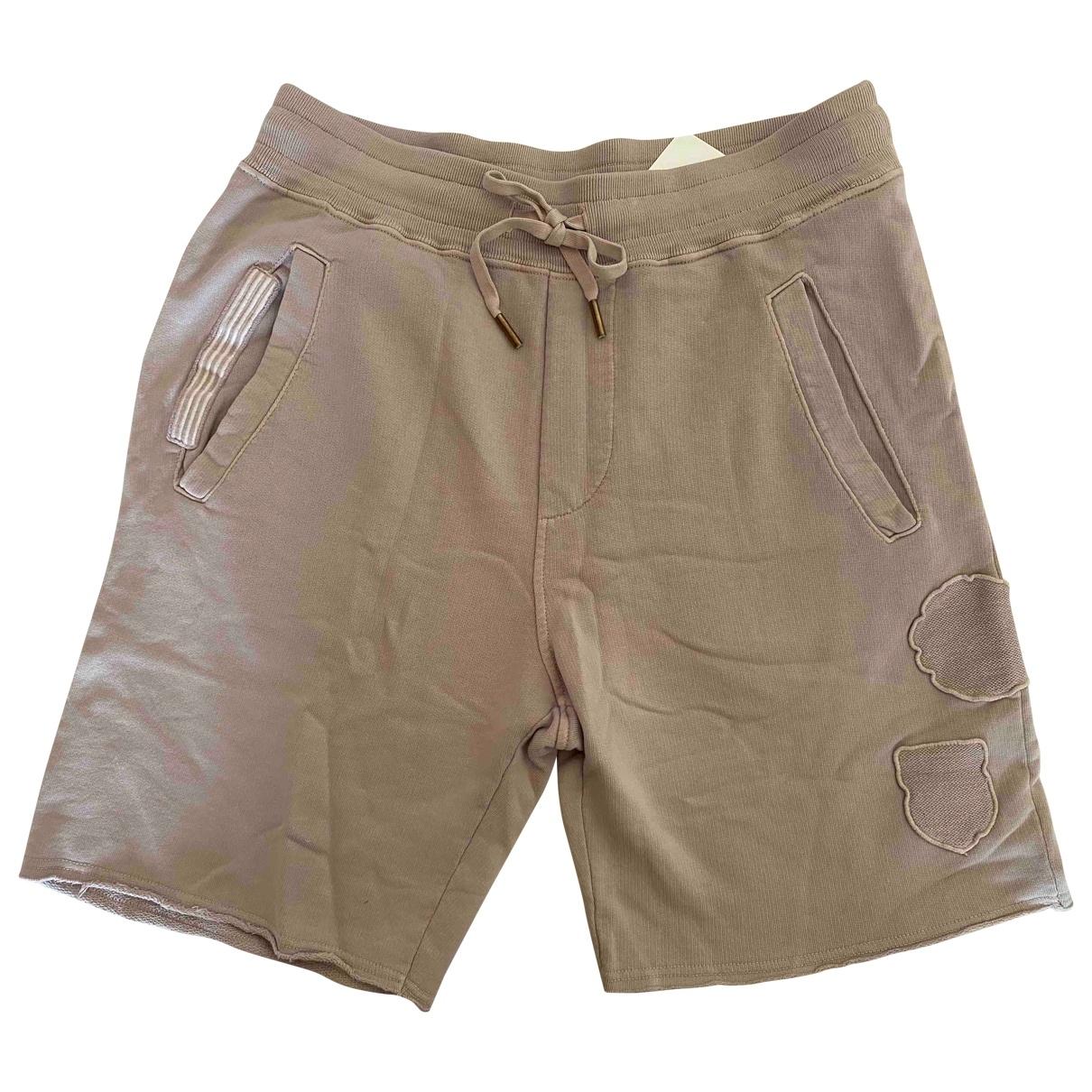 Dondup \N Shorts in  Rosa Baumwolle