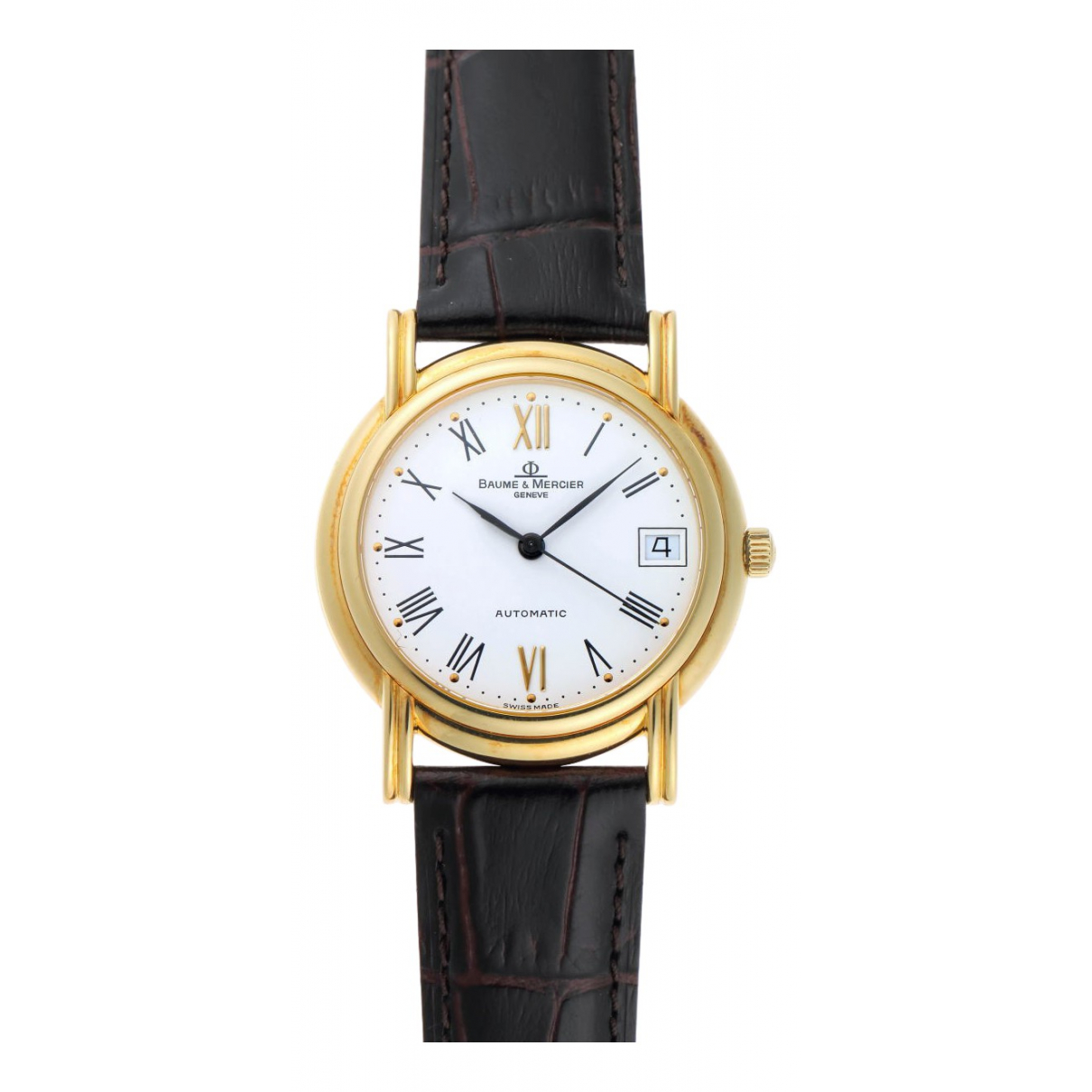 Reloj de Oro amarillo Baume Et Mercier