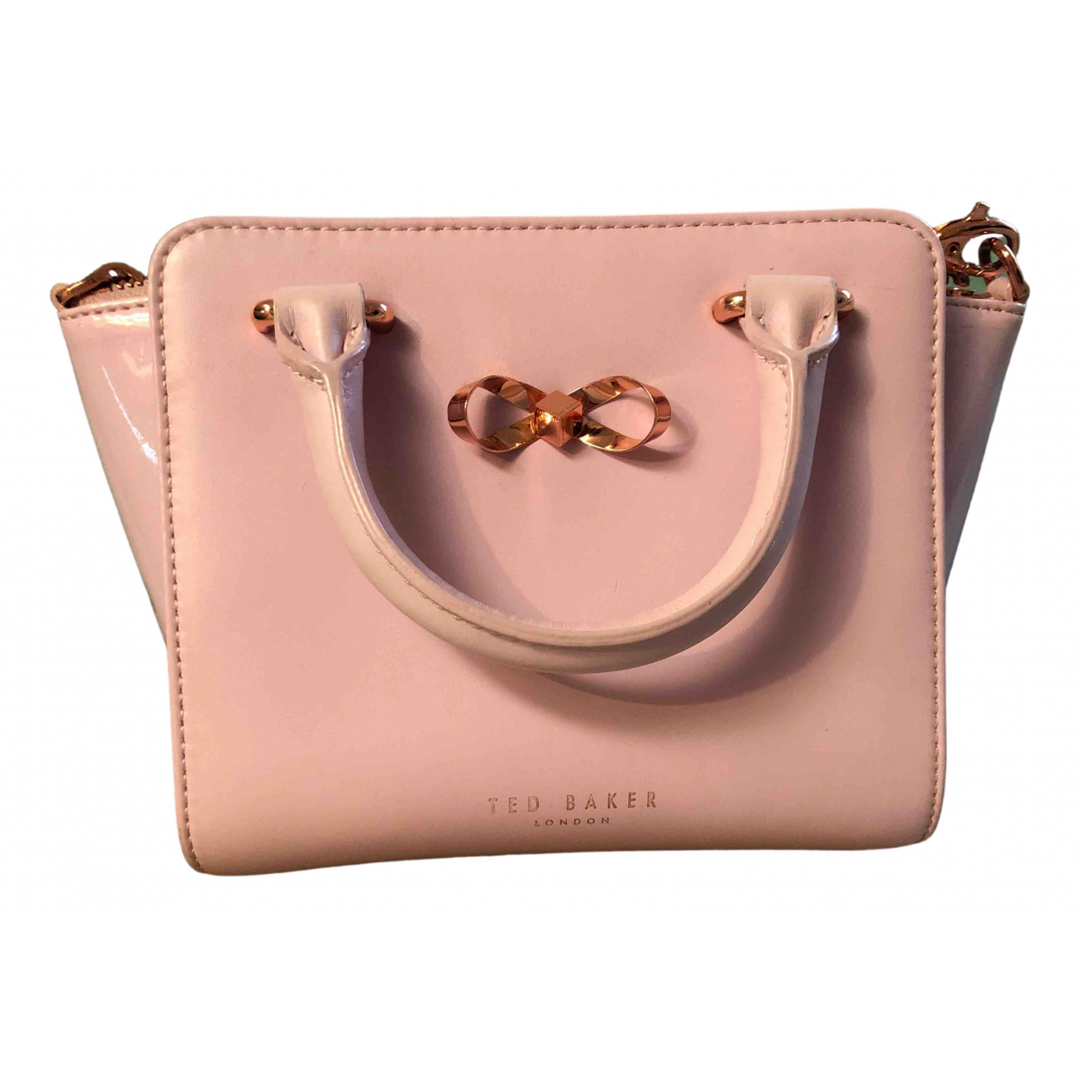 Ted Baker \N Clutch in  Rosa Fell