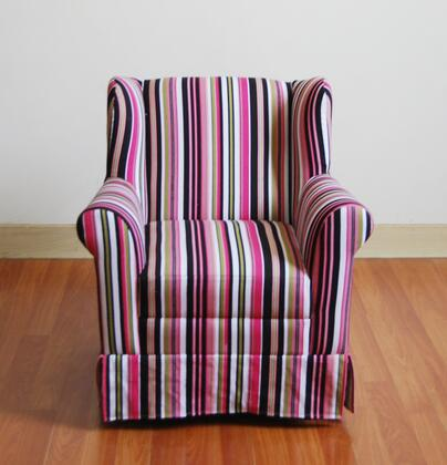 K3837-A192 Girls Wingback Chair