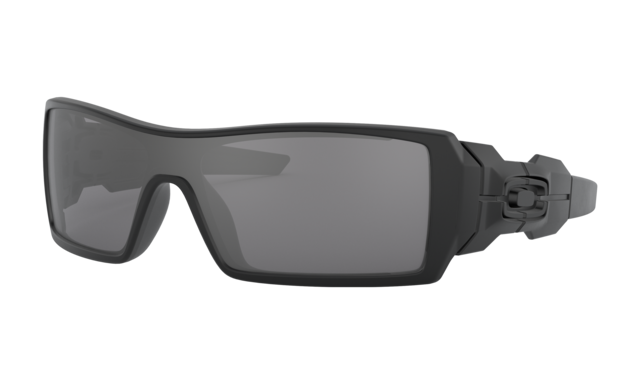 Oakley Men's Matte Black Oil Rig® Sunglasses