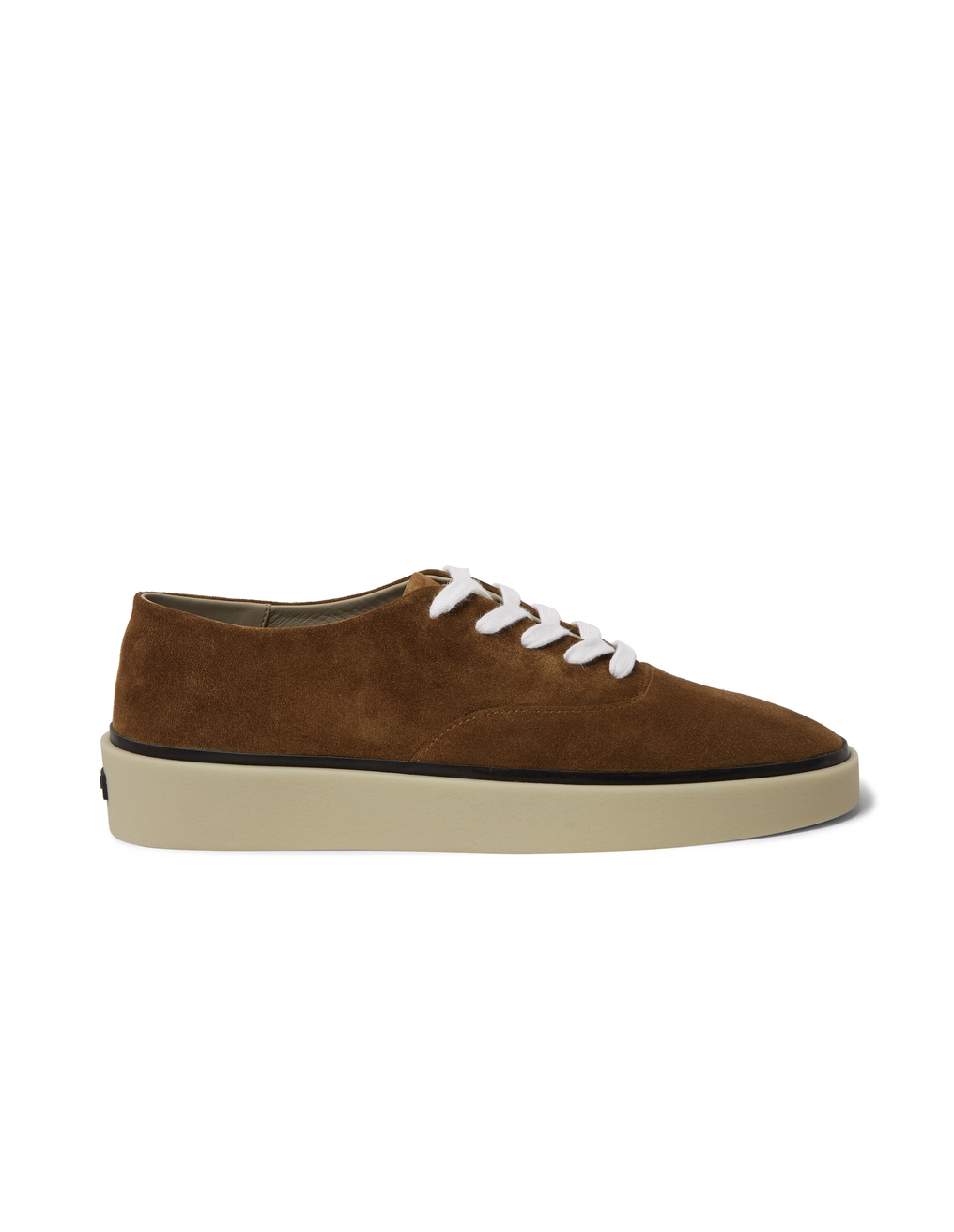 Fear of God x Zegna Brown Suede Sneakers