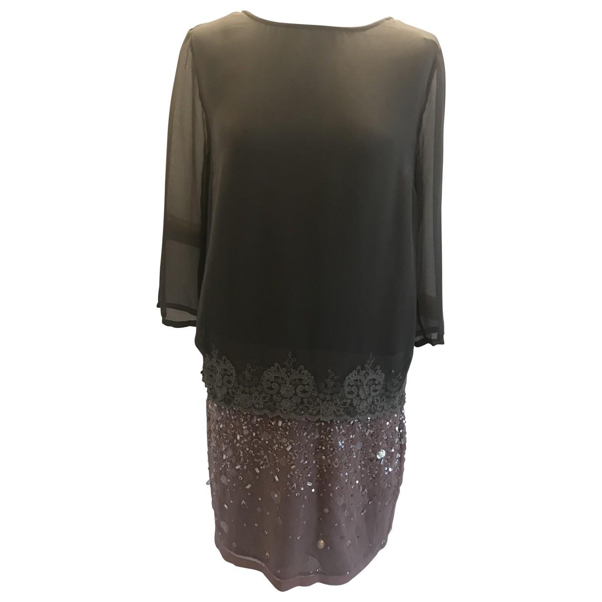 Twin Set \N Grey dress for Women 42 IT