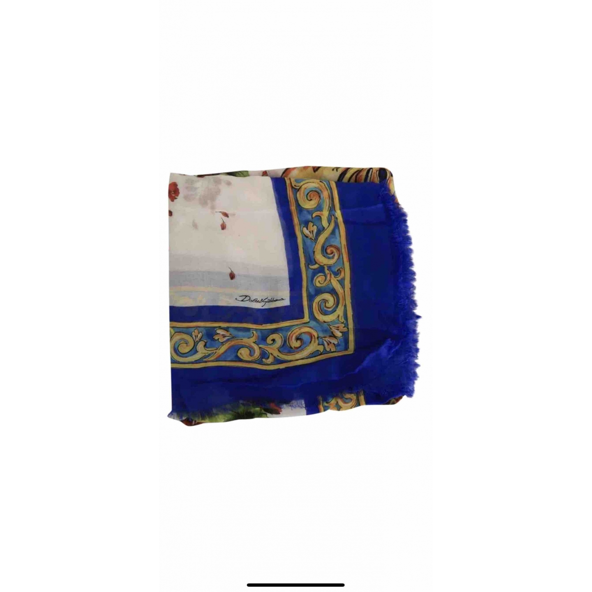 Dolce & Gabbana \N Multicolour Cashmere scarf for Women \N