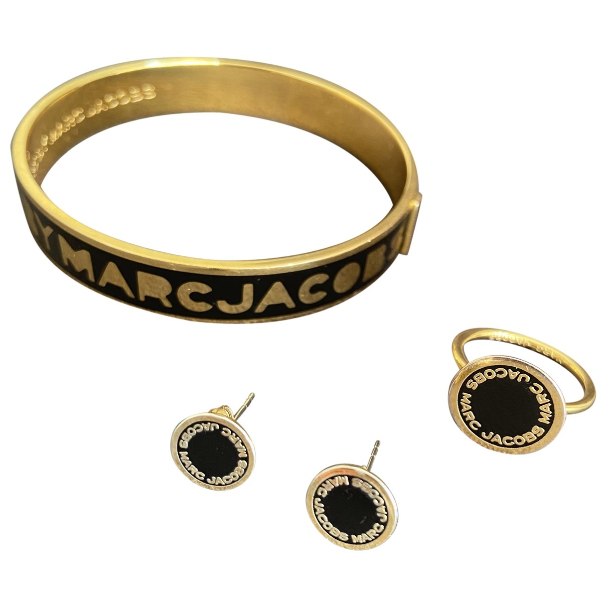 Marc By Marc Jacobs \N Schmuck-set in  Gold Metall