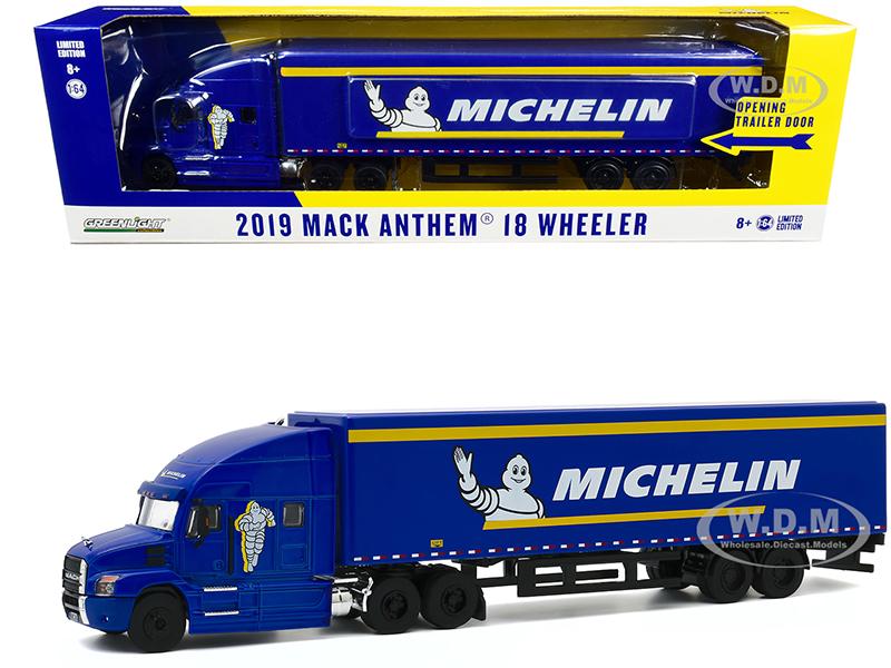 2019 Mack Anthem 18 Wheeler Tractor-Trailer