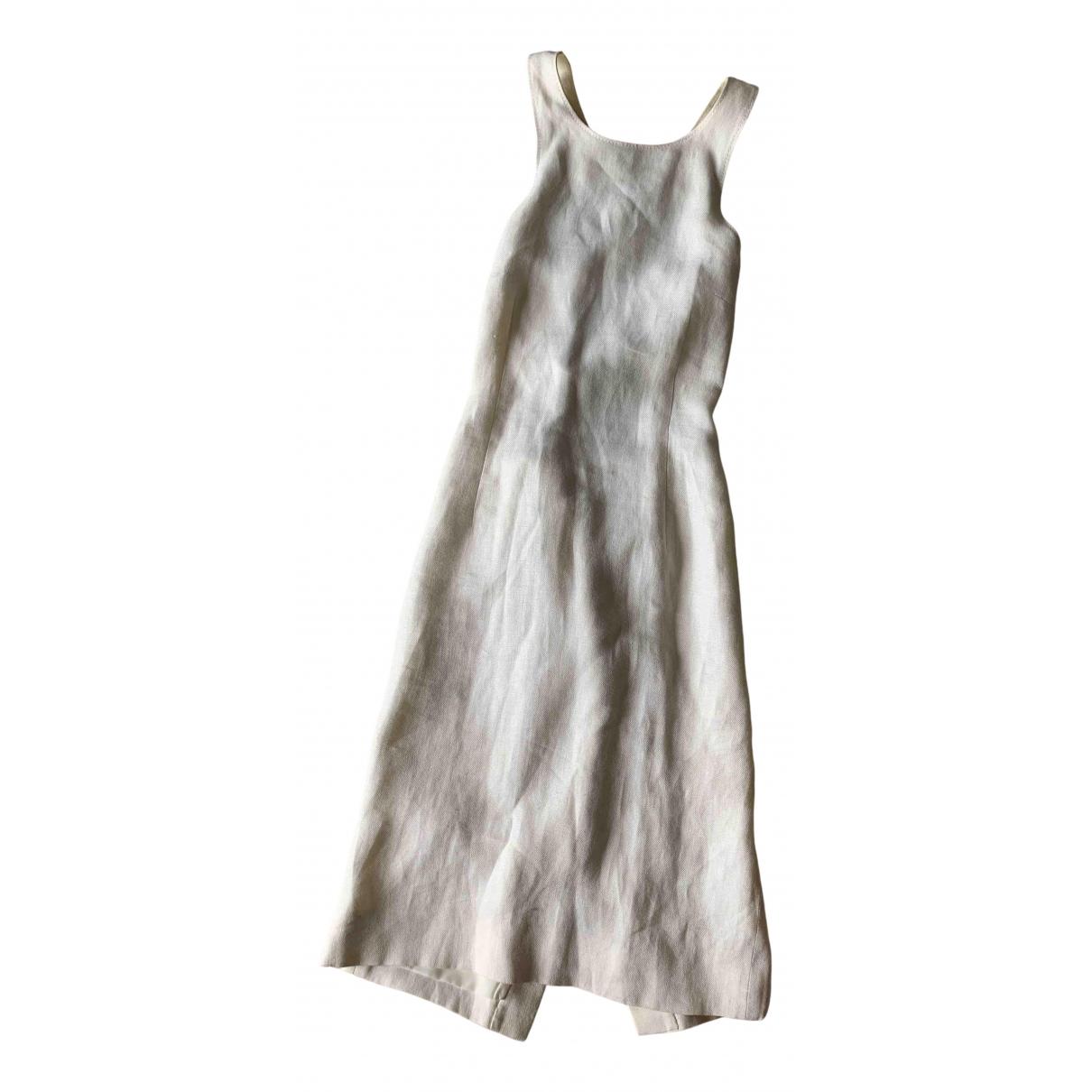 Valentino Garavani N White Linen dress for Women S International